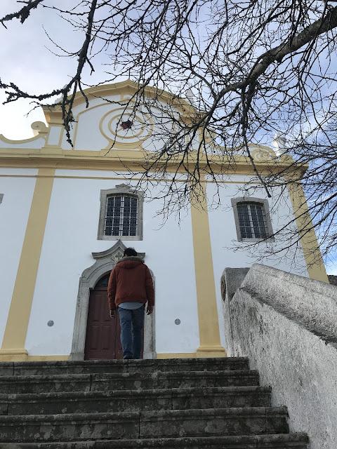Igreja Matriz de Santiago do Cacém
