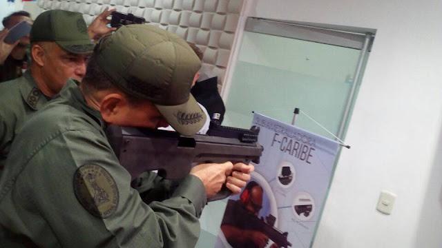 Padrino López estuvo a 15 minutos de morir en explosión de CAVIM