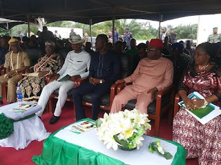 Gov. Umahi flags off N2.1bn Operation Water Ebonyi State