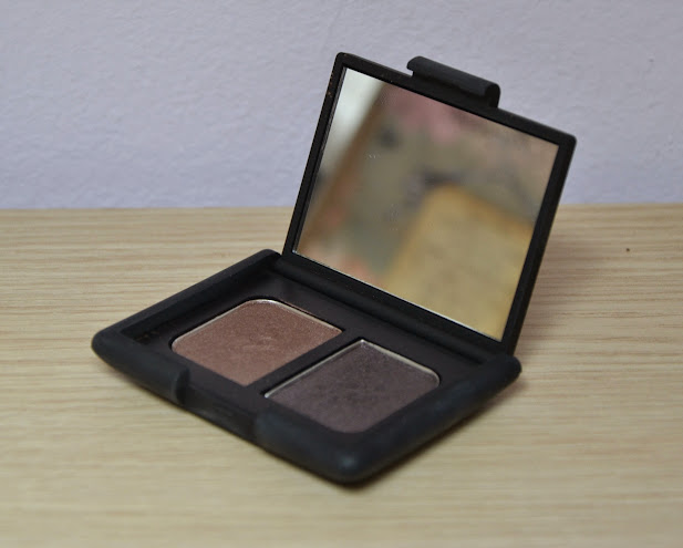 Review: Nars Eyeshadow Duo in Brousse