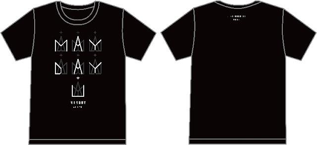五月天 JUST ROCK IT 2016 就是演唱會 T恤