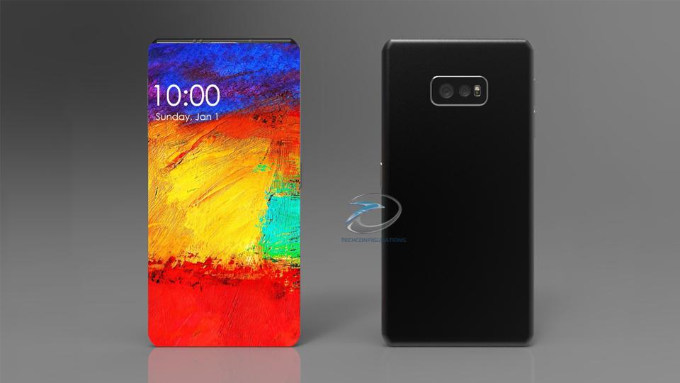 Samsung galaxy s9 edge caracteristicas