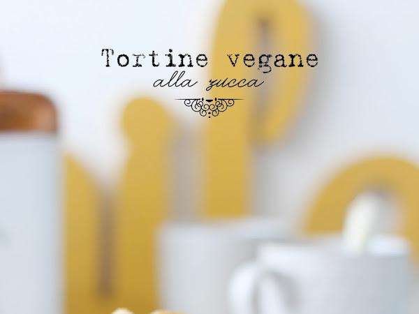 Tortine vegane alla zucca