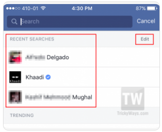 How To Facebook Clear Activity Log 2019