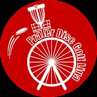 Prater Disc Golf Liga Sticker