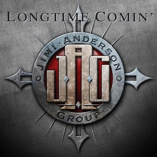 JIMI ANDERSON GROUP - Longtime Comin' (2017) full