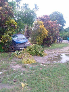 A Grade 12 student killed in nasty  vehicle accident in Buka, Bougainville
