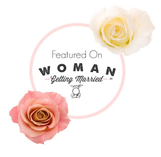 southern Utah florist featured on woman getting married