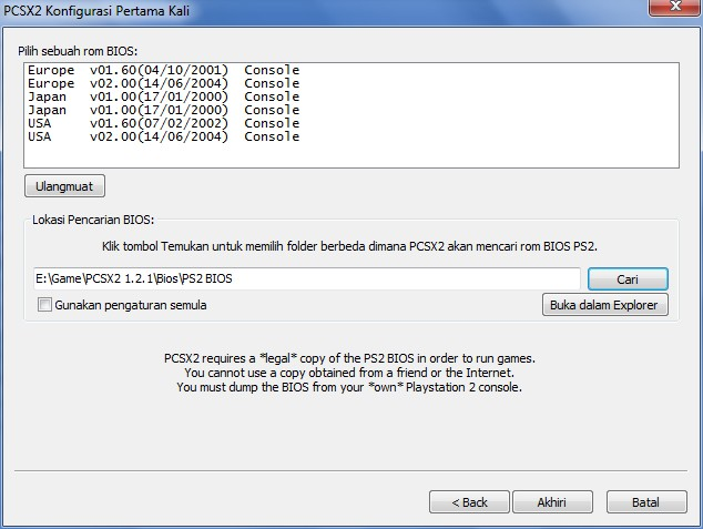Playstaion 2 bios | PCSX2 BIOS Files & Emulator  2019-06-16