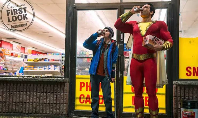 Daftar Easter Eggs di Trailer Film Shazam