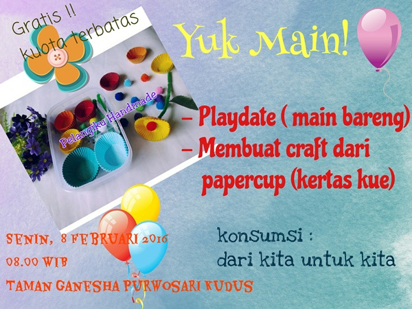 Playdate Yuk Main Batch 1