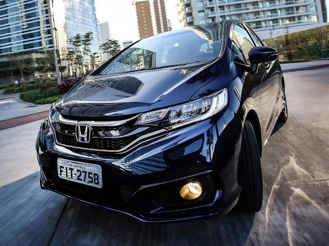 Novo Honda FIT 2018
