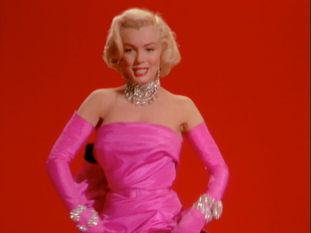 4693b0422f5 Style Essentials--Stardom Strikes Marilyn Monroe as GENTLEMEN PREFER BLONDES