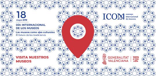 Cultura ofrece un mapa digital con la información de todos los museos reconocidos del territorio valenciano