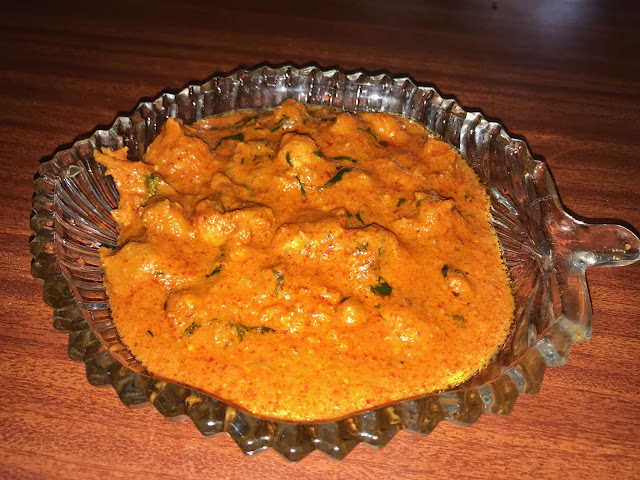 Chicken Recipe - Kashmiri Chicken Curry