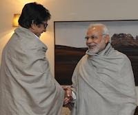 Amitabh+bachchan+letter+narendra+modi