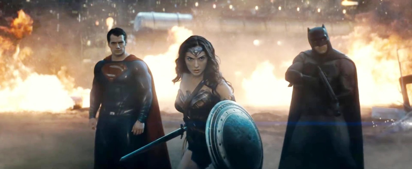 8981a92d78a Batman v Superman: Dawn of Justice follows on directly from Zack Snyder's  grand, underrated 2013 take on Superman, Man of Steel, with the immediately  ...