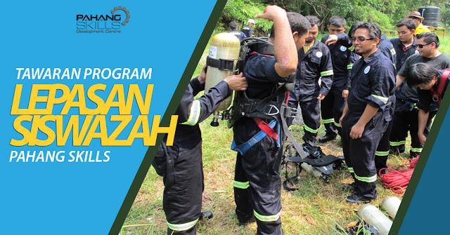 Program Percuma Lepasan Siswazah di Pahang Skills