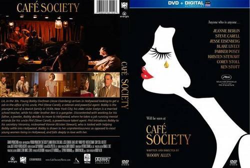 Café Society Torrent - BluRay Rip 720p e 1080p Dual Áudio (2016)