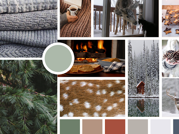 it's beginning to look a lot like Christmas / WINTER INSPO + playlist