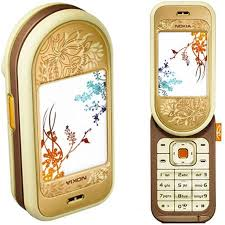 Spesifikasi Handphone Nokia 7370