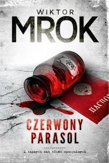 Czerwony parasol - Wiktor Mrok