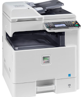 Work Driver Download Kyocera Ecosys FS-C8525MFP
