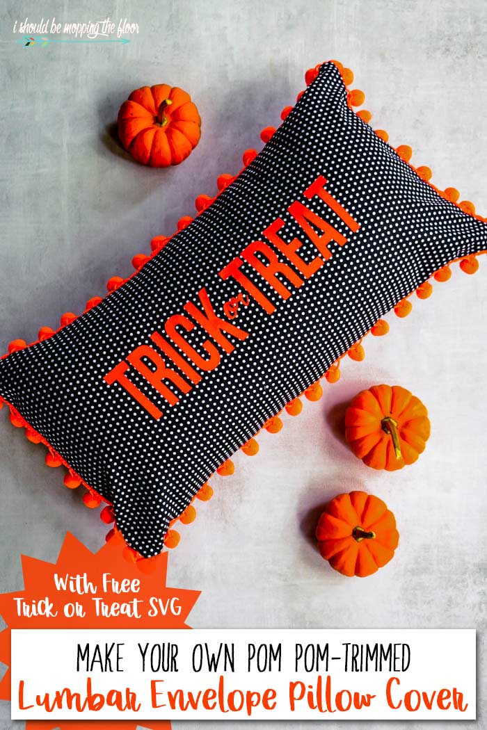 Free Trick or Treat SVG Cut File