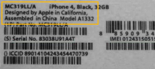 Cara Cek Kode Negara iPhone dan iPad