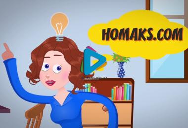 homaks sosyal medya animasyon
