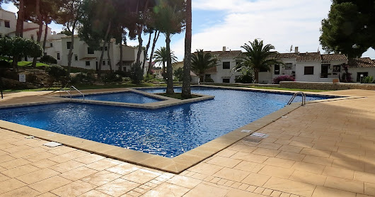 Inexpensive apartment for sale in Moraira