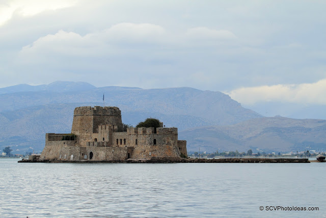 Bourgi Castle, Nafplion, Greece