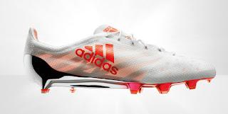 sports shoes 23301 2cb99 Fotballsko Salg Den 99g Adidas Adizero Fotballsko Hvit Rød Svart