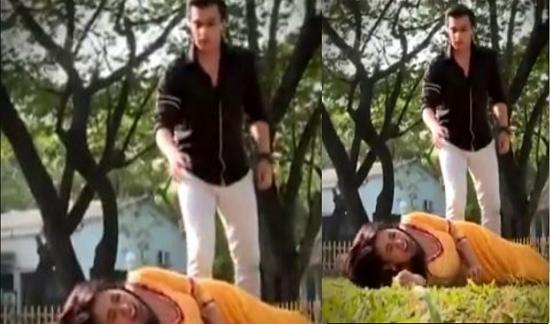 YRKKH HeartBroken Twist : Big tragedy Naira falls flat on her stomach Kartik traumatized