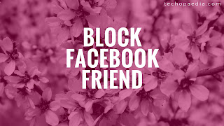 What is blocking and how do I block someone on Fb