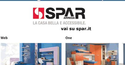 Camerette A Ponte Spar.Risparmiello Camerette Spar Per Ragazzi Catalogo Web One
