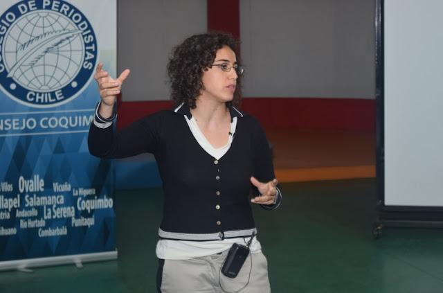 Colegio de Periodistas Regional Coquimbo participó de conversatorio sobre enfoques de género en medios
