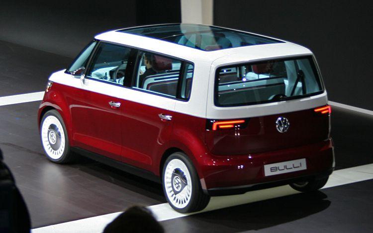 2011 cars volkswagen bulli concept. Black Bedroom Furniture Sets. Home Design Ideas