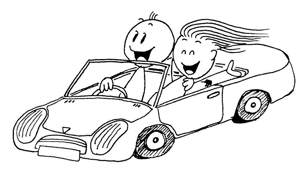Amerikanang Hilaw!: Driving in America