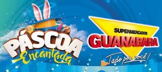 Promoção Supermercados Guanabara Páscoa Encantada
