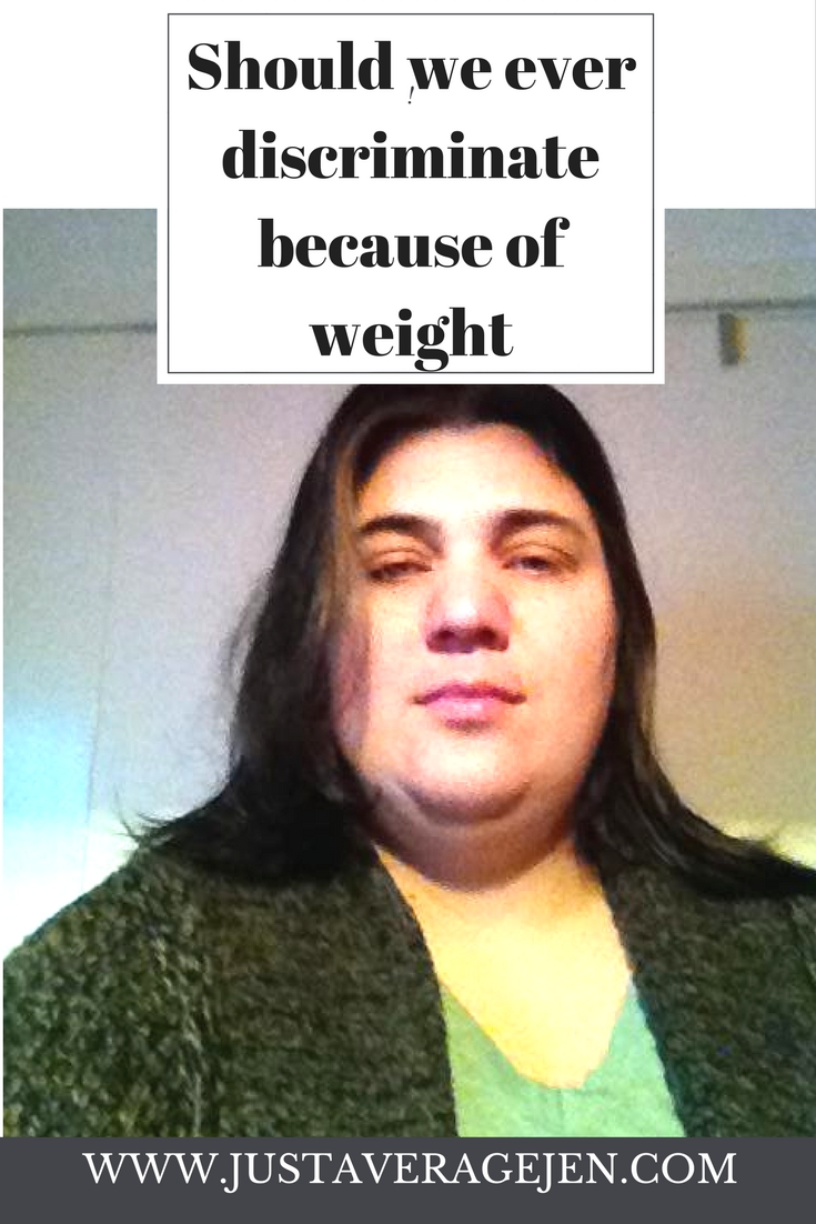 Large obese lady with neck and chin merging together looking unhappy.