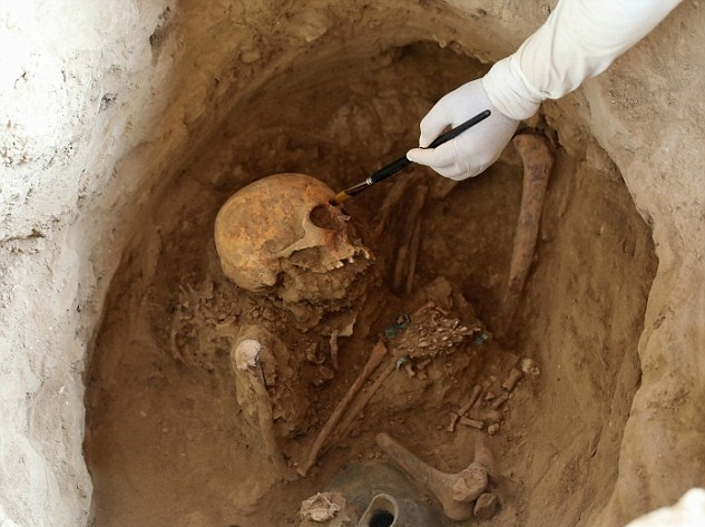 Archaeologists find tombs of 24 Inca nobles in Peru's Valley of the Pyramids