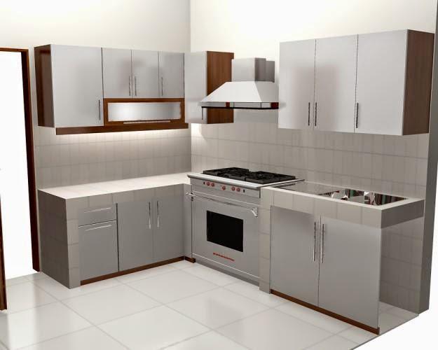 Gambar  Desain Dapur  Minimalis Modern  Sederhana Rumah