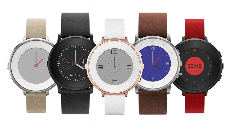 Pebble Time Round Now Official! The Most Interesting Smartwatch In The World?