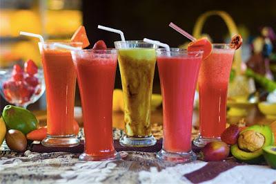 peluang usaha minuman es jus buah segar