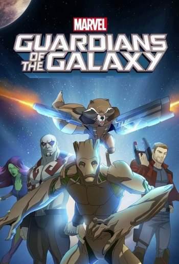 Guardiões da Galáxia 2ª Temporada Torrent - WEB-DL 1080p Dual Áudio