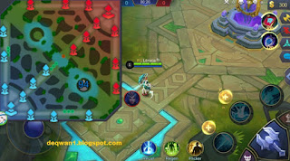 bug map mobile legends