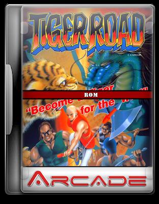Tiger Road (Arcade)