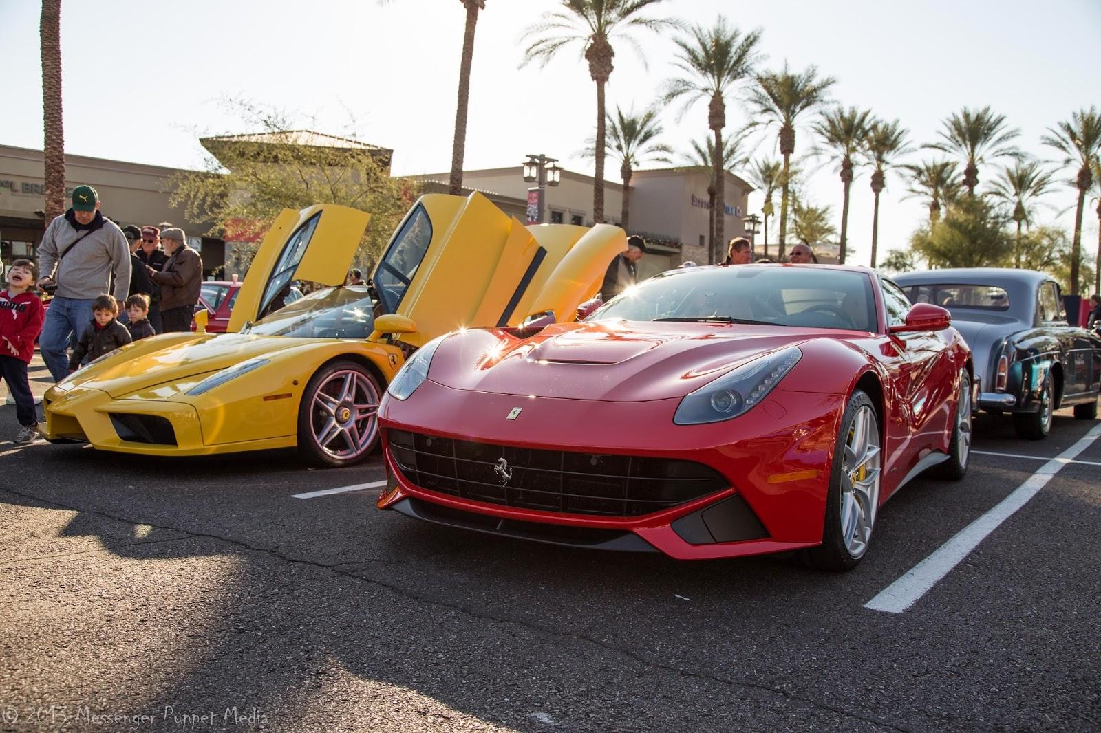Ferrari F12berlinetta Enzo