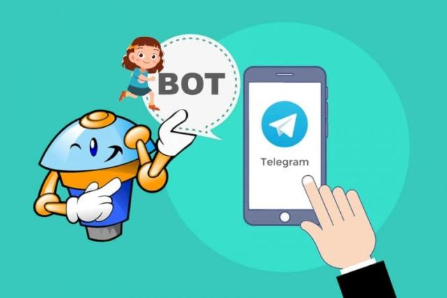 kumpulan bot telegram bermanfaat